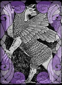 Illustration of Tiamat | Wicca, Magic, Witchcraft, Paganism