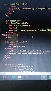 Situs web html