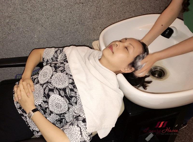 blogger reviews rene furterer melaleuca anti dandruff shampoo