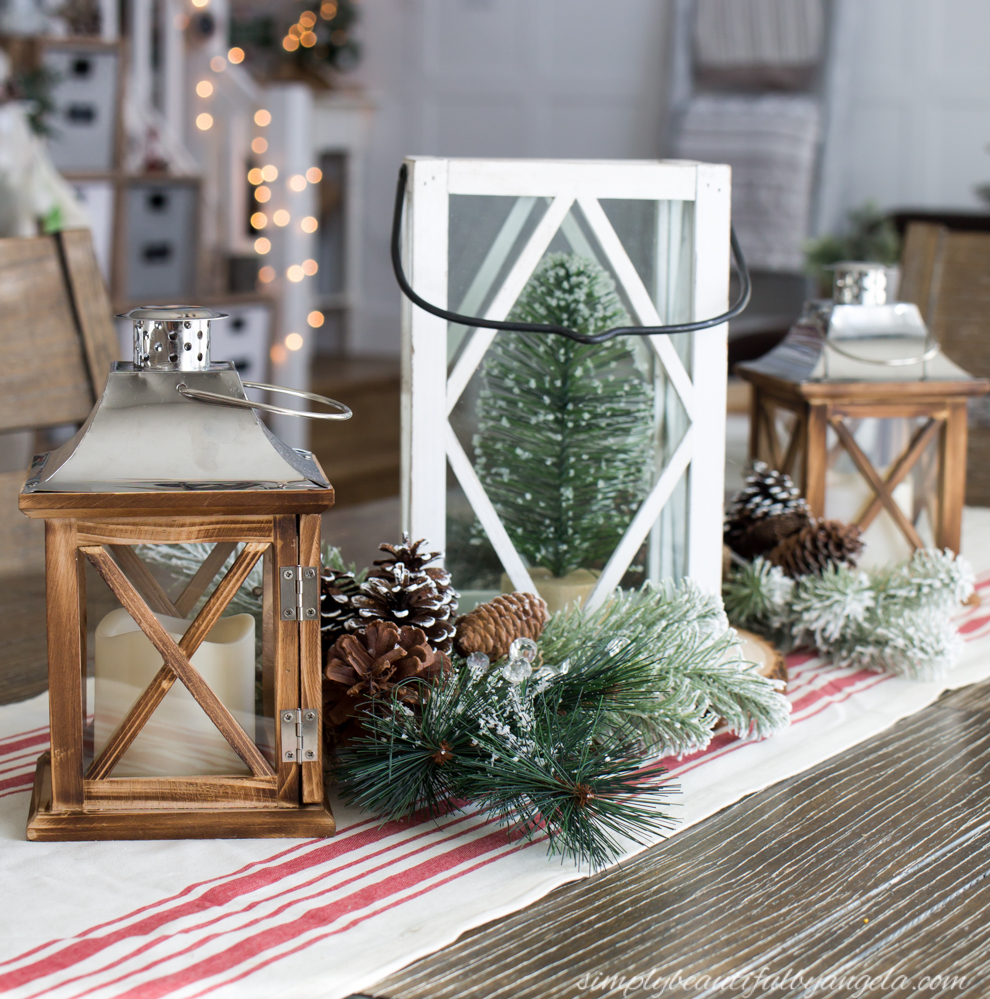 DIY Wood Spool Ornament