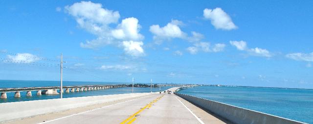 Como ir de Miami para Key West na Flórida?
