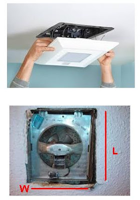 washroom exhaust fan electrician (647) 932 5666
