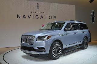 2018 Lincoln Navigator L Black Label: Prix, Caractéristiques