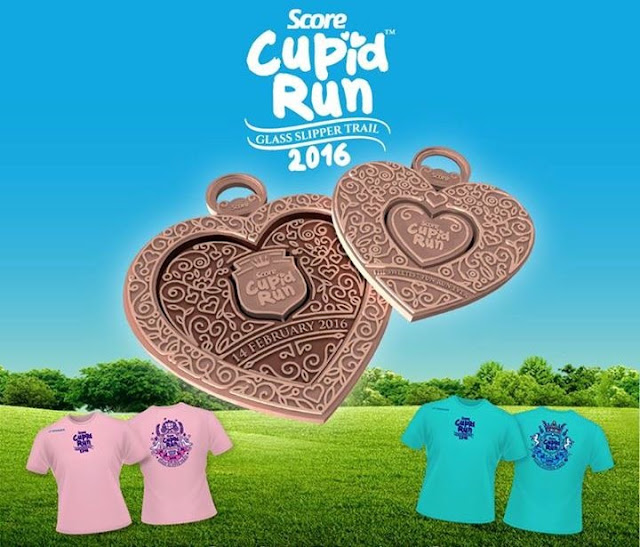 What to Expect at SCORE Cupid Run 2016, SCORE Cupid Run 2016, Glass Slipper Trail, Cinder, Fairy Godmother, Pumpkin Ride, The Dance