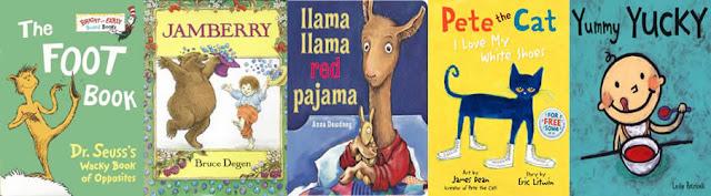 Foot; Jamberry; Llama; Pete; Yummy