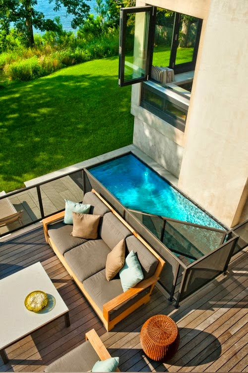 Backyard pool, patio and deck; backyard patio; backyard ideas; backyard design; backyard landscape; backyard pool; backyard pool ideas; backyard pool design; backyard deck design; backyard deck ideas; backyard patio ideas; backyard patio design; patio design ideas; pool design ideas; landscape design ideas; deck design ideas