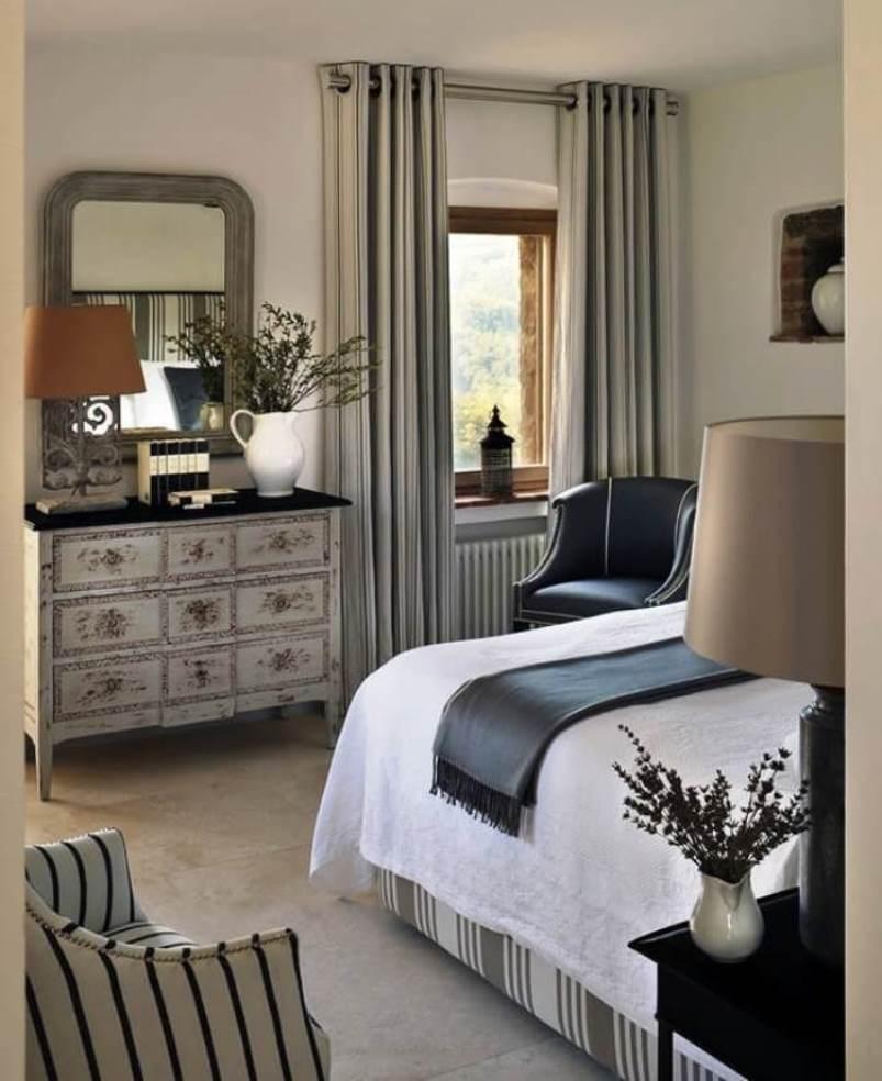 Tuscan Style Backyard Ideas: Beautiful Modern Classic Italian Villa With Tuscan Style