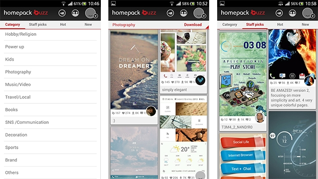 Top 5 Android Launchers : Customize How You Interact With Your