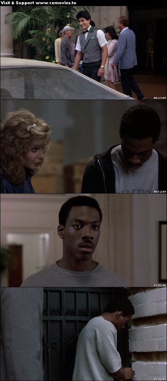 Beverly Hills Cop 1984 Dual Audio Hindi 720p BluRay 950mb