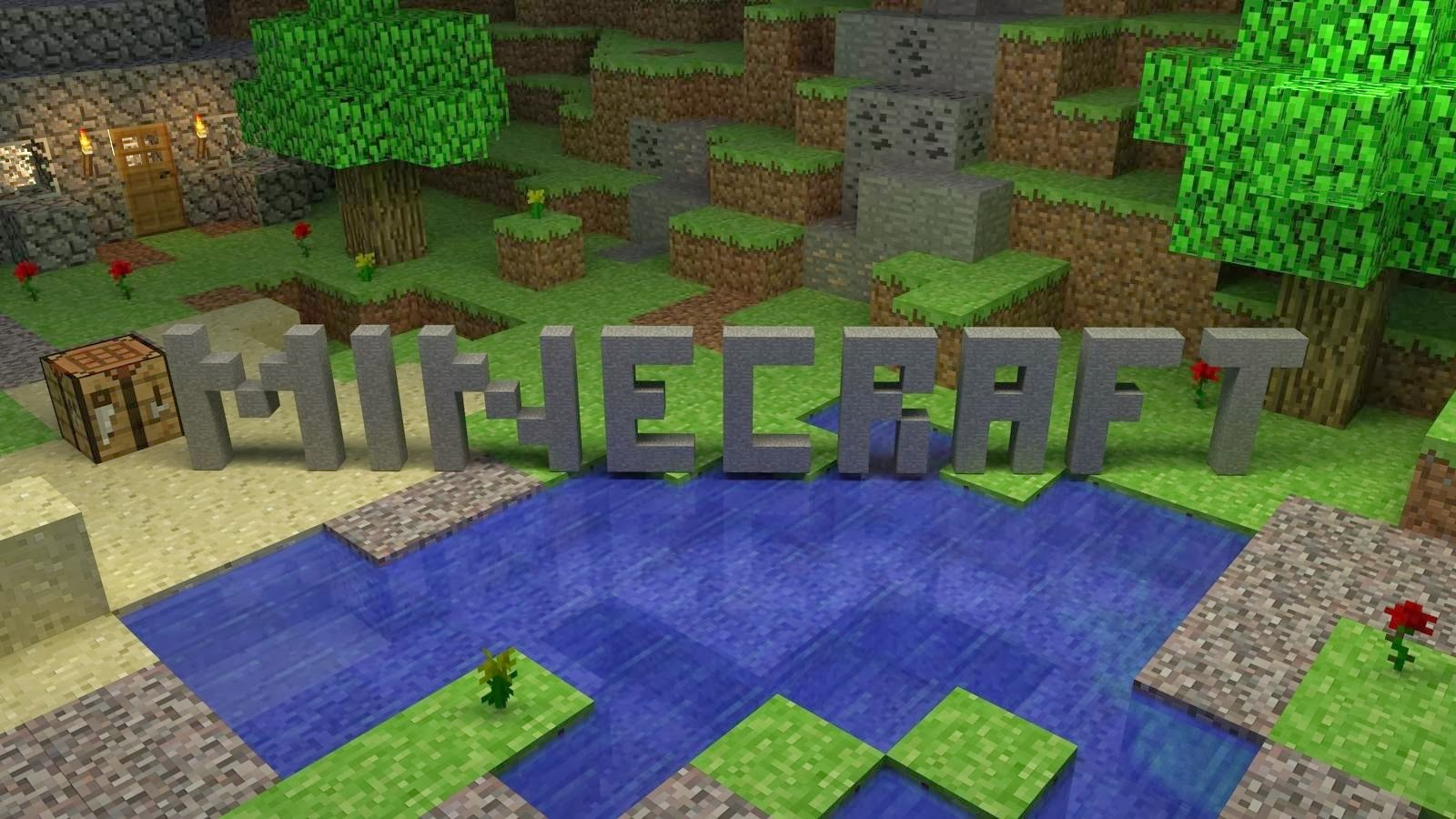 minecraft the nexus wallpaper - photo #31