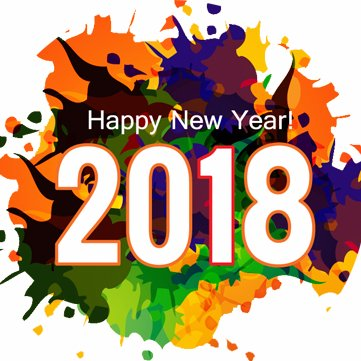 Happy new year images 2018 hd