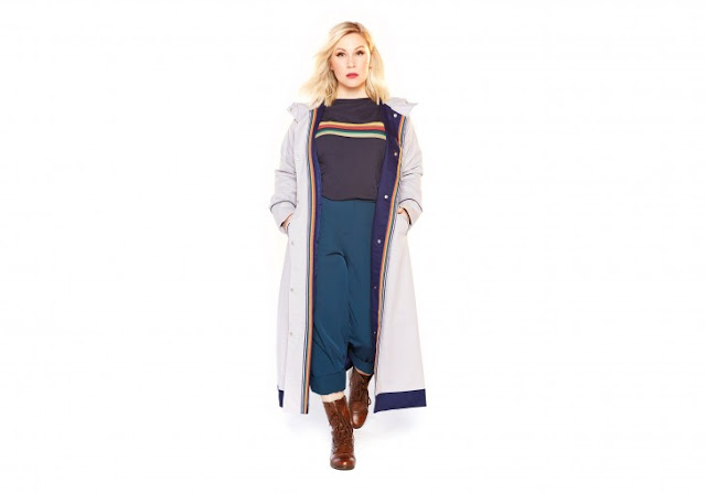13th Doctor Who Jodie Whittaker costume cosplay from Her Universe