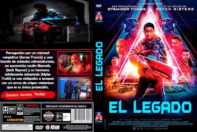 EL LEGADO - 2018 - [COVER - DVD]