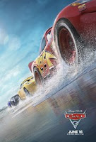Cars 3 (2017) - Poster