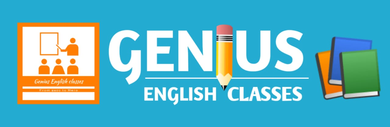 GENIUS ENGLISH CLASSES
