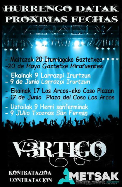 VerTiGo rOcK is on...