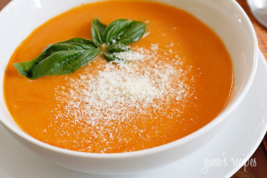 Skinny Taste Tomato Bisque