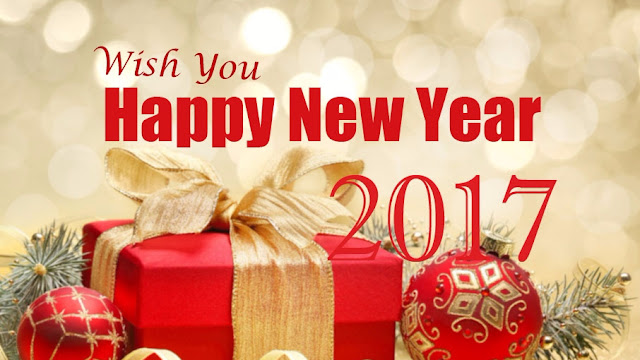 happy new year message 2017