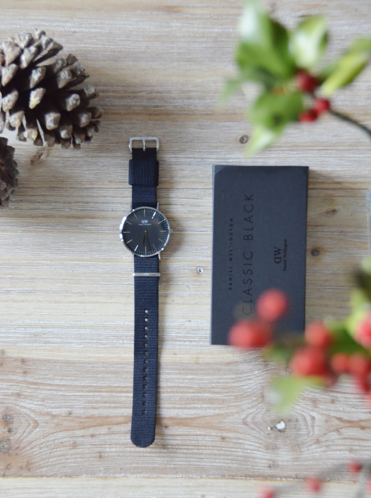 reloj daniel wellington nuevo modelo negro para mujer