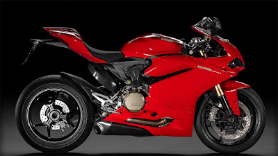 Ducati 1299 Panigale S right side image
