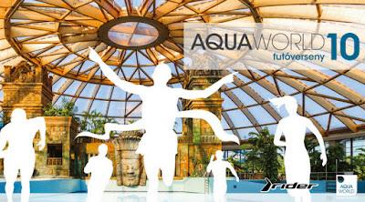 Rider Aquaworld Nyereményjáték