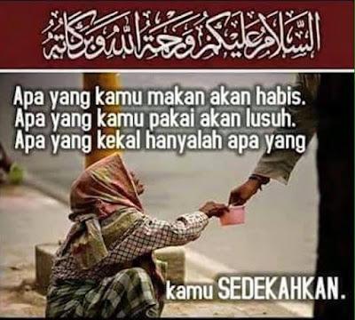 salam jumaat, perkara yang kekal, islamic quote