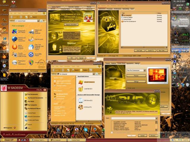 Windows XP Gold Edition