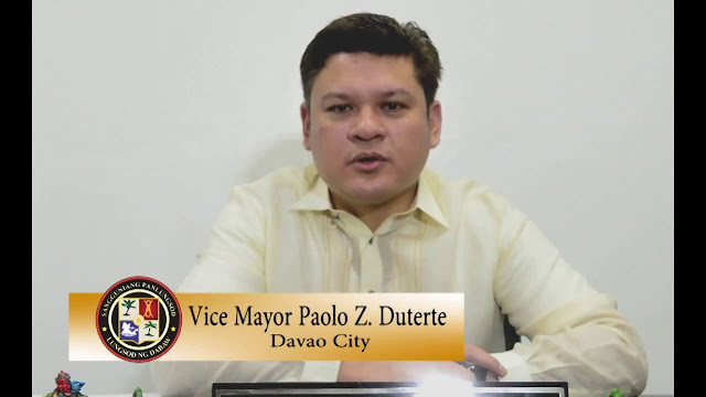 Duterte son caught overspeeding in Davao City