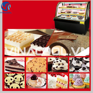 giá tủ trưng bày bánh kem để bàn