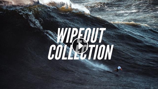 Even If I Die - Nazaré Surfing Wipeouts
