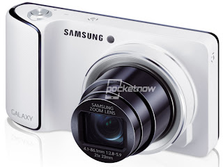 Samsung Galaxy Camera with Android Operating System