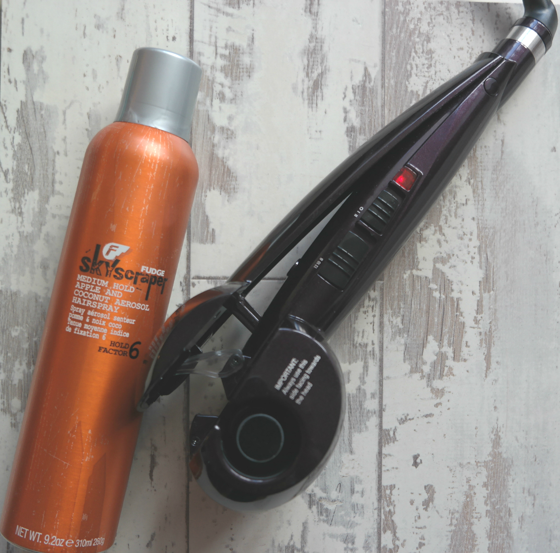 Babyliss Curl Secret Review Eyelinerflicks