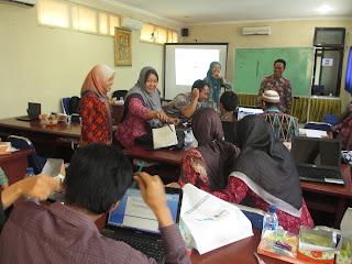 Kegiatan belajar aktif ipa di kelas
