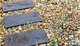 Jardim de pedras faça o seu