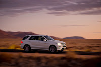 Mercedes-Benz M-Class ML 250 BLUETEC W 166 Namibia