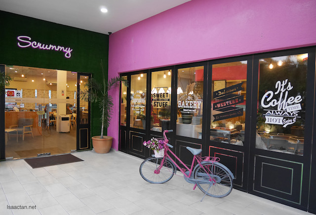 Scrummy Restaurant & Cafe @ Jalan Ipoh, KL