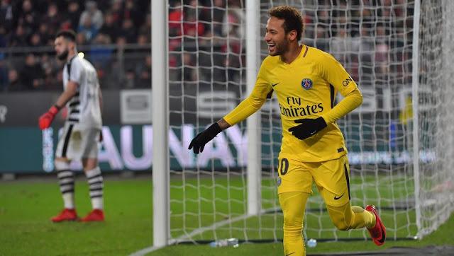 Neymar Real Madrid Mercato