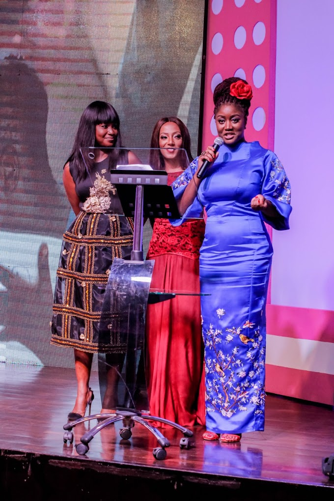 Photos: Daughters of Akufo-Addo partner Glam Africa to support children with autism