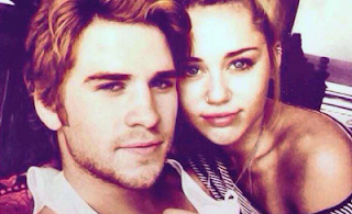 Liam Hemsworth Miley Cyrus foto Instagram