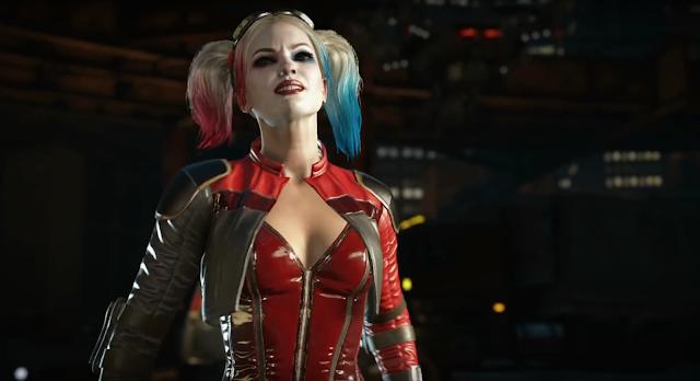 Harley Quinn y Deadshot se lucen en el gameplay de Injustice 2