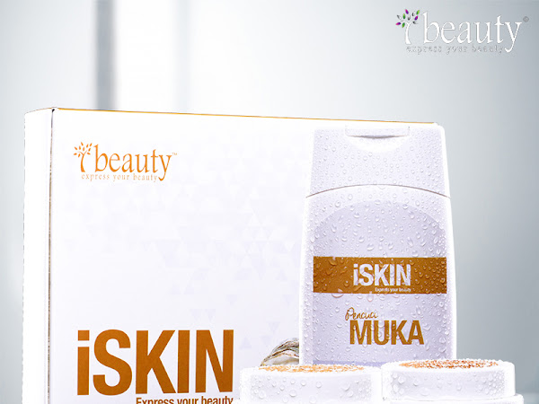 <h1> BEAUTY : iSKIN - Produk khas untuk merawat jeragat dan tanda penuaan seawal 5 hari! </h1>