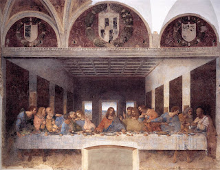 Photo of Leonardo's The Last Supper