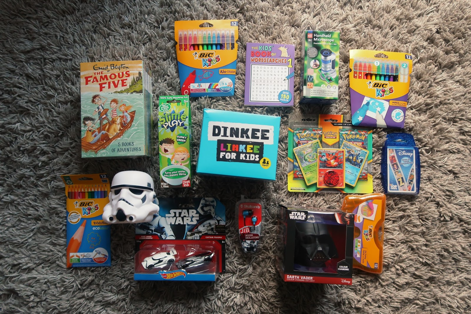 this year ive tried to focus on stem products with some brands he loves thrown in too with all items costing under 20 its a perfect way to fill their - What To Get An 8 Year Old For Christmas