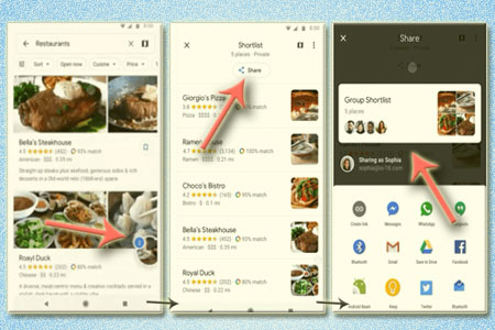 Cara Menggunakan Fitur Baru Google Maps 'Group Planning'
