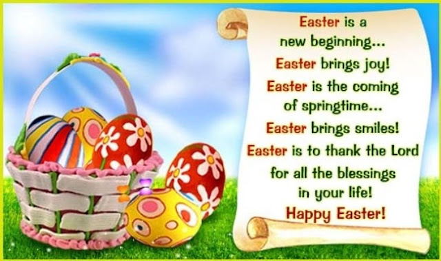 Happy Easter Sayings