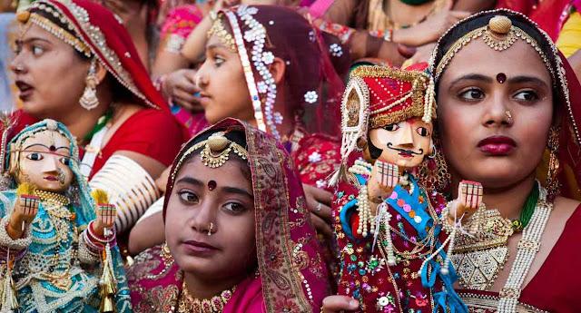 Gangaur Fair, Jaipur