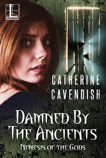 Damned by the Ancients by Catherine Cavendish book cover