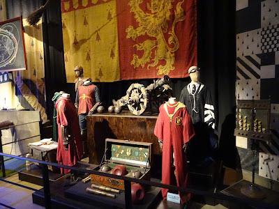 Vestuario original de Quidditch
