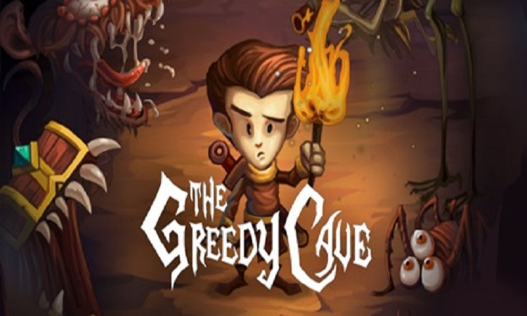 The Greedy Cave