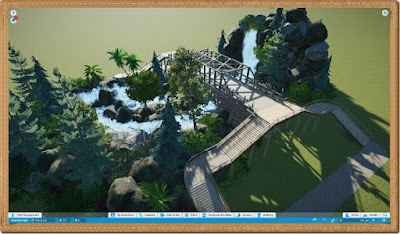 Planet Coaster PC Games Gameplay